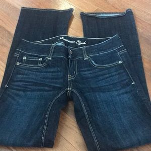 American eagle artist jeans! Size 2R